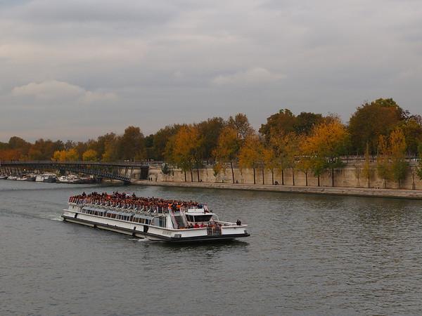 Paris Fall Colors