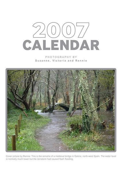 Calendar 2007